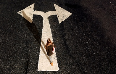 Split Arrow Road